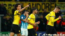 Champions League - Borussia Dortmund v Atletico Madrid | Tor Witsel