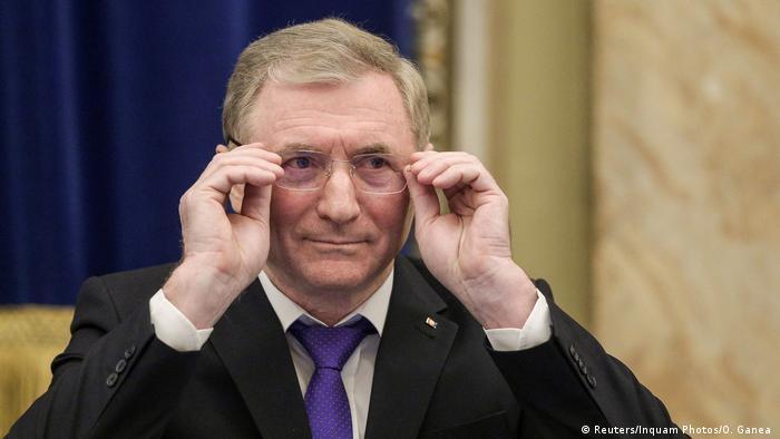 Генеральный прокурор Румынии Августин Лазар (фото из архива)