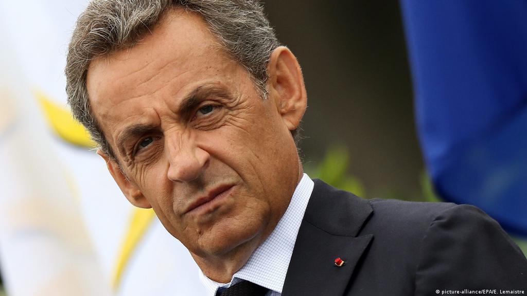 Ex French President Nicolas Sarkozy To Face Corruption Trial News Dw 19 06 2019