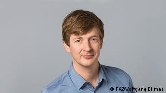 Андреас Росс, оглядач FAZ