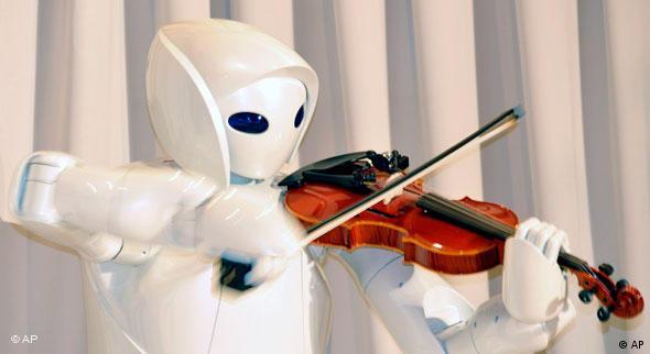 Flash-Galerie Robotic