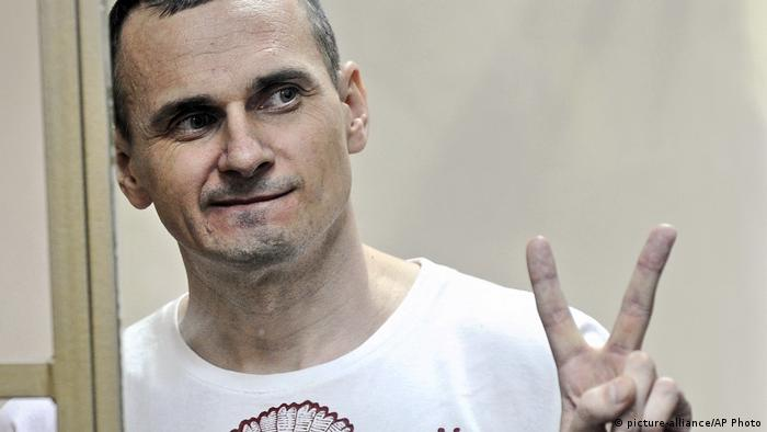 Russland Oleg Sentsov 2015 (picture-alliance/AP Photo)