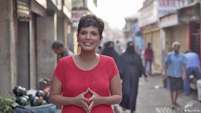 Eco India, Sannuta Raghu, Moderatorin