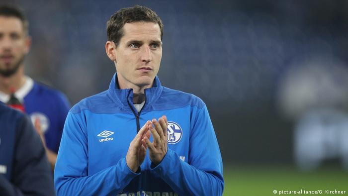 FC Schalke 04's Sebastian Rudy