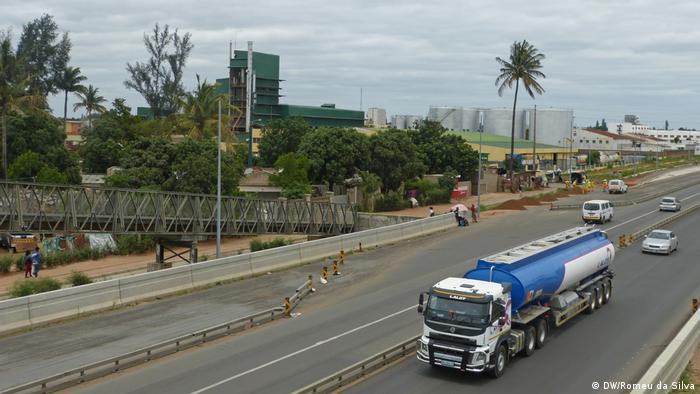 Herausforderungen der Bürgermeister von Maputo und Matola