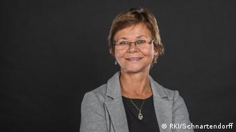 Sabine Diedrich vom RKI S