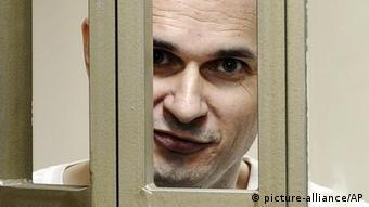Sacharow-Menschenrechtspreis an Oleg Senzow
