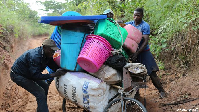 Kongo: Migranten wurden aus Angola vertrieben