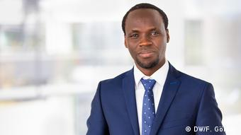 DW Bonn | Fred Muvunyi, Africa Department