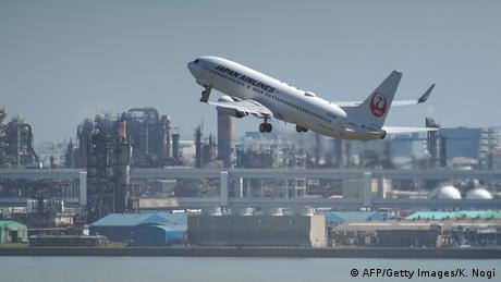 Flughafen Haneda in Tokio, Japan (AFP/Getty Images/K. Nogi)