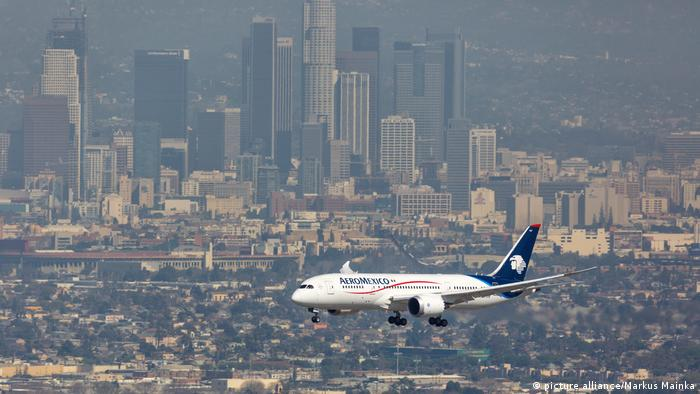 Los Angeles International Airport - LAX (picture alliance/Markus Mainka)