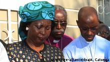 Helena Taipo Die mosambikanische Polizei überfällt das Zuhause des Renamo-Anführers