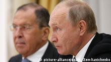 Portraitfoto: Wladimir Wladimirowitsch Putin