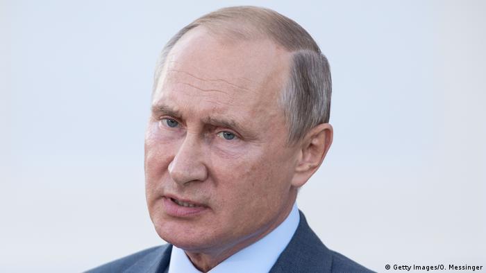 Portraitfoto: Wladimir Wladimirowitsch Putin (Getty Images/O. Messinger)