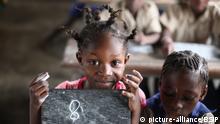 Symbolbild: Schule im Kongo