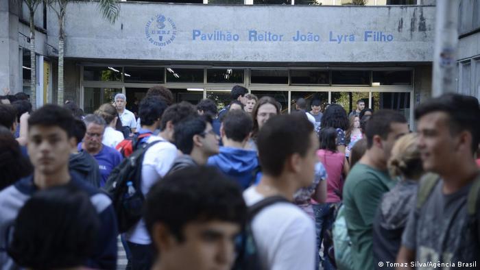 Universität UERJ in Rio de Janeiro
