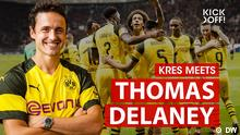 Kres meets...Thomas Delaney
