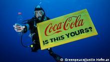 Greenpeace Plastikmüll Kampagne