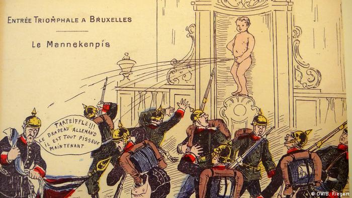 Ausstellung Belvue Museum Brüssel Ende Erster Weltkrieg