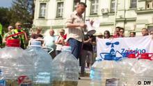 Fokus Europa Serbien Trinkwasser