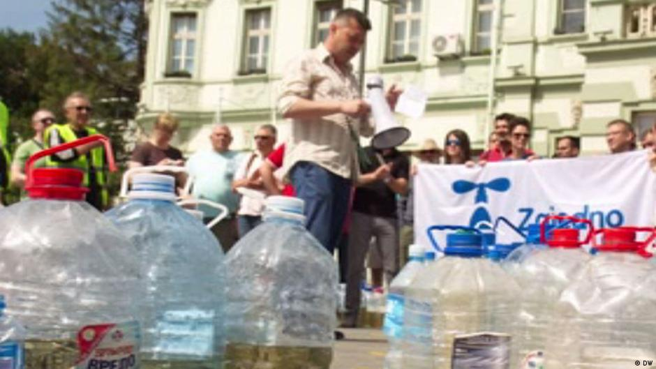 Serbia: Arsenic in drinking water