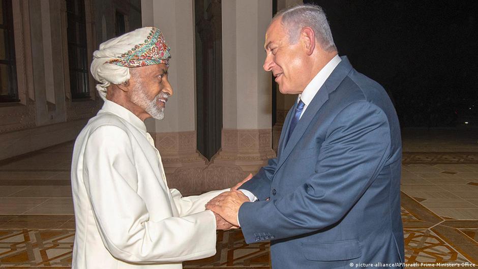 Omán felajánlotta segítségét a palesztin-izraeli békefolyamatban