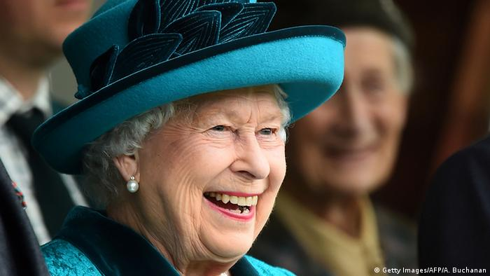 Königin Elisabeth II. in Braemar (Getty Images/AFP/A. Buchanan)