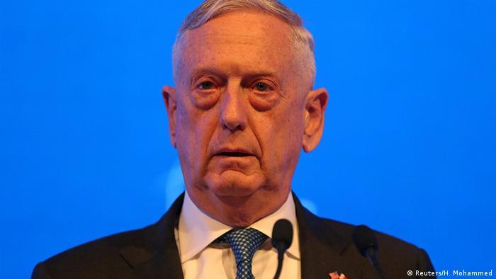 Міністр оборони США Джеймс Меттіс заявив про втручання РФ в американські вибори