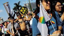 Gay Pride Parade in Taiwan