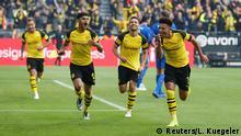 Fußball Bundesliga Borussia Dortmund - Hertha BSC