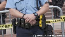 USA Polizei - Symbolbild