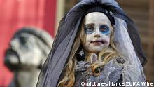 Ukraine - Zombie Walk Halloween 2018 in Kiev