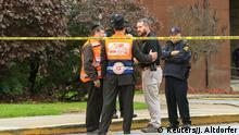 USA Kriminalität l Schüsse an Synagoge in Pittsburgh