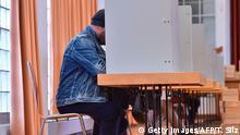 Landtagswahl in Hessen Ginsheim-Gustavsburg
