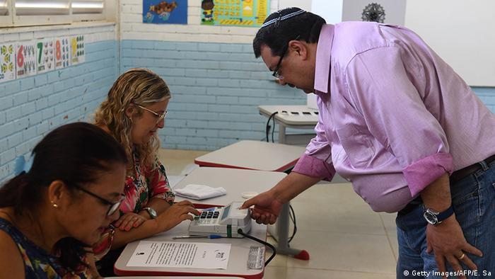Ya están votando los primeros electores. (Getty Images/AFP/E. Sa)
