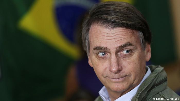 Brasilien Präsidentschaftswahlen Jair Bolsonaro