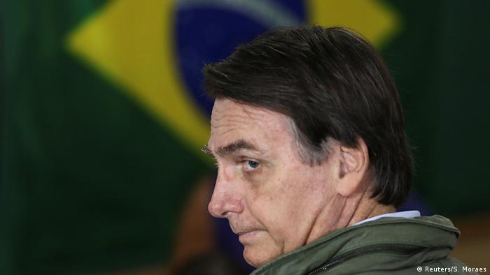 Brasilien Präsidentschaftswahlen Jair Bolsonaro (Reuters/S. Moraes)