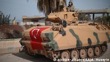 Syrien - Türkische Streitkräfte - Militär