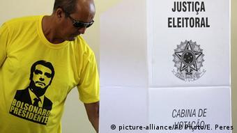 Brasilien Präsidentschaftswahlen Wähler