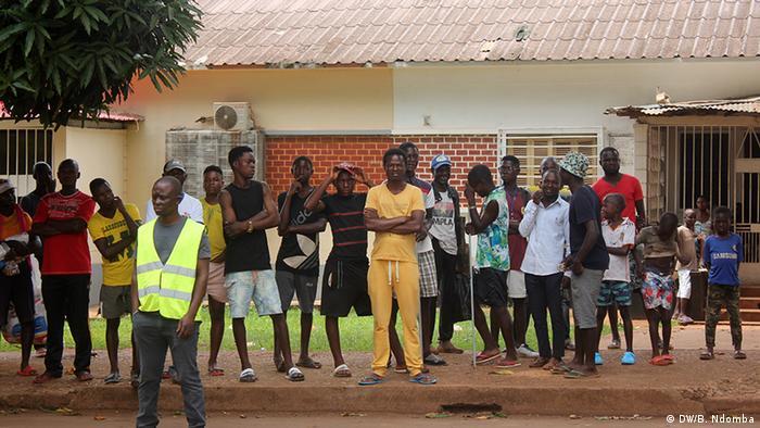 Jovens não têm opções de trabalho em Lunda Norte