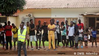 Angola Arbeitslose in Dundo