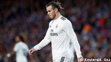 Fussball l Barcelona vs Real Madrid l 4:1 - Enttäuschung