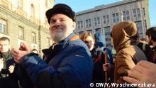Russland Proteste in Moskau