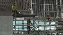 Türkei Baustelle Großflughafen IGA in Istanbul