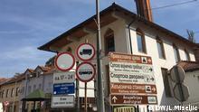 Gedächtniskultur in Visegrad, Bosnien-Herzegowina