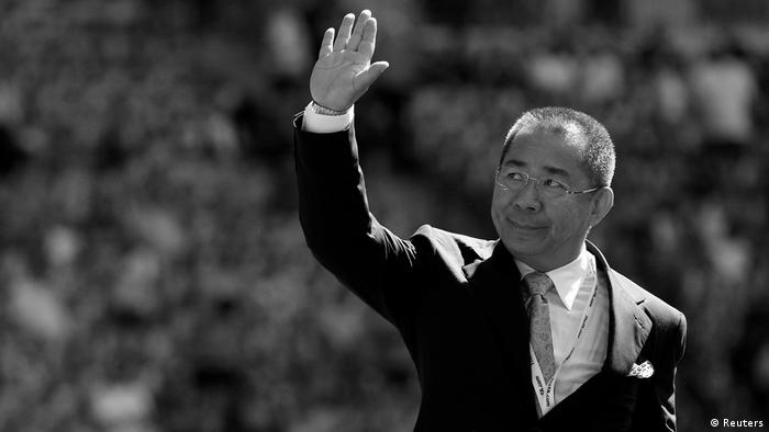 Leicester City Vorstand Vichai Srivaddhanaprabha (Reuters)
