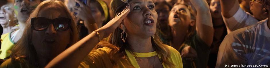 Brasilien, Jair Bolsonaro gewinnt Präsidentschaftswahl