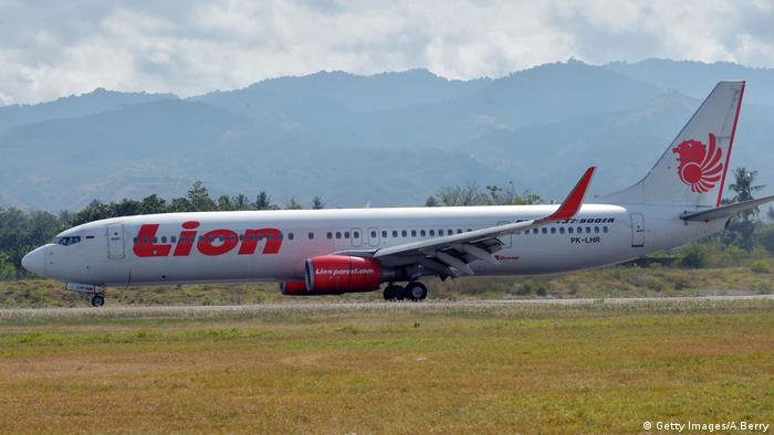 Літак авіакомпанії Lion Air впав в Яванське море