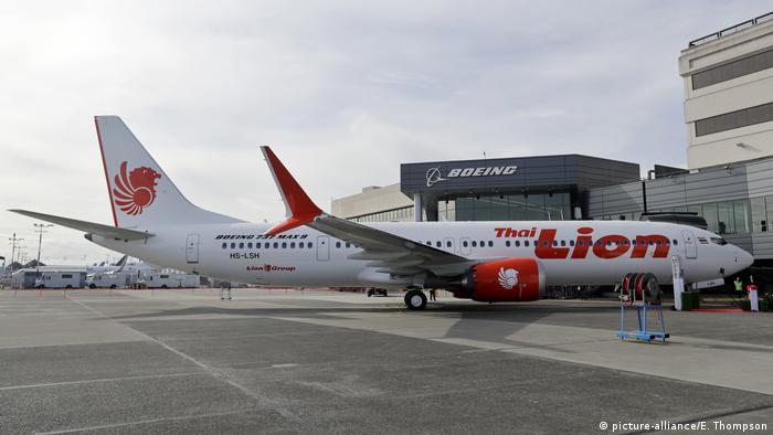 Indonesische Luftlinie Lion Air, Boeing 737