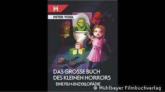 Buchcover Das große Buch des kleinen Horrors